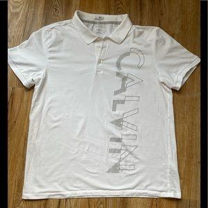 Calvin Klein body fit polo shirt
